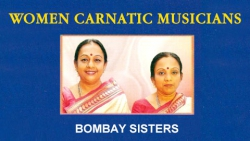 Women Carnatic Musicians - Bombay Sisters