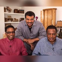 Cosmic Jazz, with Wayne Shorter and Herbie Hancock