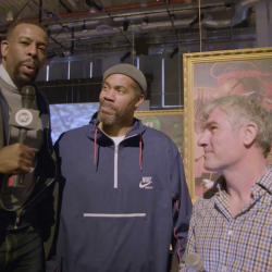 #ICYMI - NBA – Evolution of the Game, with Julius Erving, Rasheed Wallace, and Kareem Abdul-Jabbar
