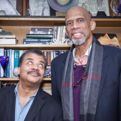 Basketball Physics, with NBA Legend Kareem Abdul-Jabbar