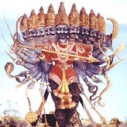 Book 6 Canto 7 The End of Ravana