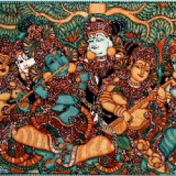 Sri Krishna Lila 9