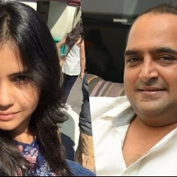 24 movie director Vikram Kumar's engagement to A.R. Rahman's sound engineer Srinithi