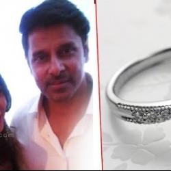 Vikram's Daughter's Diamond ring STOLEN