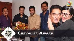 Kamal Haasan chosen for Frances prestigious Chevalier Award