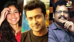 KS Ravikumar in Surya and Vignesh Shivans next movie