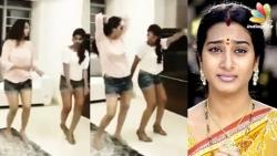 Actress Surekha Vani and her daughter hot dance goes viral