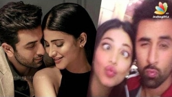 Ranbir Kapoor dating Shruti Hassan