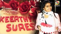 Keerthi Suresh's birthday in Australia with Sivakarthikeyan & mom