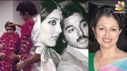 Kamal Hassan : History of Relationships, Marriage & Women