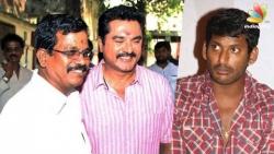 Police complaint against Sarathkumar & Radha Ravi for land grabbing in Guduvanchery