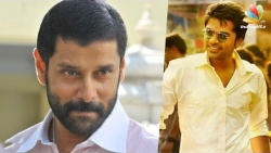 Vikram signs next movie with..