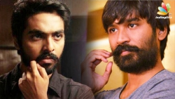 GV Prakash admits to fight with Dhanush