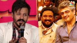 I'm really excited to work with Ajith Anna: Vivek Oberoi