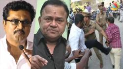 Sarathkumar, Radha Ravi response to violence at Nadigar Sangam meet