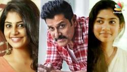 Vikram's next Heroine : Manjima Mohan or Sai Pallavi?