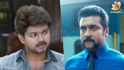 Vijay, Surya to clash at Box Office this Pongal