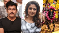 Proud To Be Part Of This State' : Nayanthara's Statement on Jallikattu Protest   Vikram
