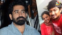 Kiruthika Udayanidhi Stalin to direct Vijay Antony