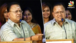 Small Films dont get theater even for preview shows - Radha Ravi | Funny Speech