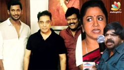 Kamal proposes Vishal as Presidential Candidate for Producers Council Election