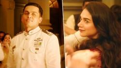 Kaatru Veliyidai is breezy love STORY with WAR backdrop   Karthi and Aditi Rao Hydari