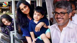 Ajith son Aadvik is now a charming little prince   Latest News   Shalini son and Daughter Anoushka