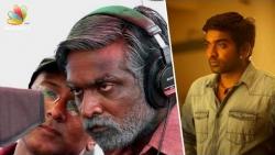 Vijay Sethupathi to write Story, Screenplay in next movie
