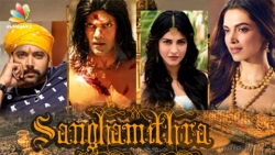 Finally 'Sangamithra' to be launched at Cannes Film Festival | Arya, Sundar C, Shruti Hassan