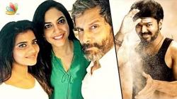 Vikram & Vijay to clash after 11 YEARS !   Dhruva Natchathiram, Mersal   Latest Tamil Cinema News