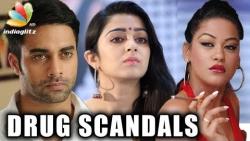 Ravi Teja, Charmi and others in Drug Racket ?