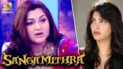 Kushboo slams Shruti Haasan for back biting Sangamithra & Sundar C | Hot Tamil Cinema News