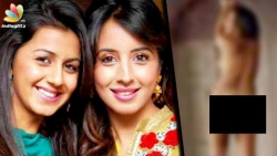 Nikki Galrani's sister Sanjana goes Nude for Dandupalya 2 | Hot Tamil Cinema Controversy News