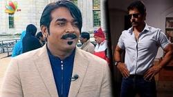 Vijay Sethupathi and Vikram's New Look   Junga and Saamy 2 Shooting Spot