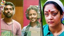 GV Prakash And Priyanka sings a song for Naachiyaar composed by maestro Ilaiyaraaja