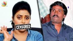 Poorna uses swear words to slam Anbuchezhian   Ashok Kumar Death Controversy, Producer