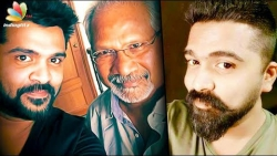 Simbu attends workshop for Mani Ratnam Movie | Latest Tamil Cinema News