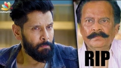 Chiyaan Vikram's dad passes away   Tamil Actors Death Latest News