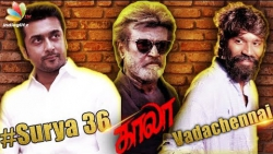 Music on full swing for Rajini, Suriya and Dhanush | Kaala | Vada Chennai Movie