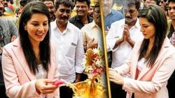Police complaint against Sunny Leone | veerama devi | Hot Tamil Cinema News