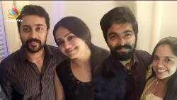 Suriya, Jyothika at Naachiyaar Success Meet | GV Prakash, Saindhavi, Bala | Latest News