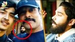 Chiyaan Vikram unveils son Dhruv's look for Arjun Reddy remake | Bala | Varma Movie