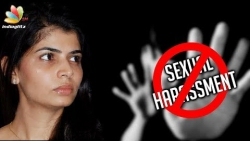 Singer Chinmayi Molested in an Event | Sexual Harassment | Hot Tamil Cinema News
