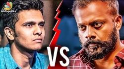 Open Fight between Gautham Menon & Karthik Naren | Latest Tamil Cinema News