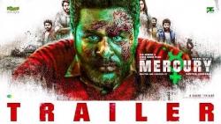 Mercury Official Trailer Review | Prabhu Deva, Karthik Subbaraj Movie | Reactions
