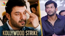 I'm Tired of the Strike : Arvindswamy   Kollywood Strike   Latest Tamil Cinema News