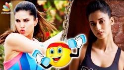 Sunny Leone & Disha Patani : Sabash Sariyana Potti! | Hot Tamil Cinema News