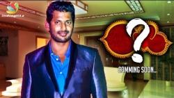 After Kamal, Vishal to Host a Reality Show   Latest Tamil Cinema News