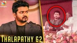 Climax Scene of Thalapathy 62? | Vijay, Keerthy Suresh, AR Murugadoss Movie