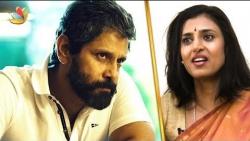 Kasthuri's Review for Dhruva Natchathiram   Chiyaan Vikram, Gautham Menon